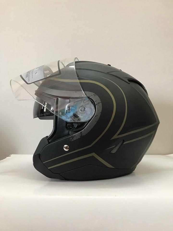 Mũ bảo hiểm HJC IS-33II DECAL
