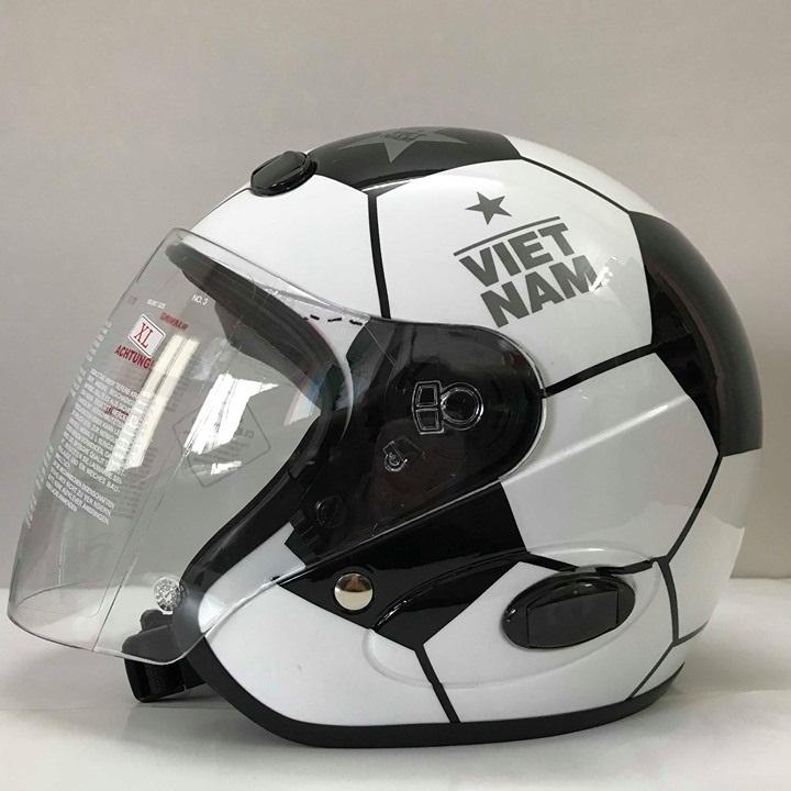 Mũ bảo hiểm HJC-CL33 Việt Nam vô địch