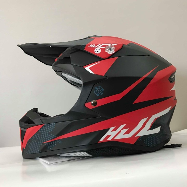 Mũ bảo hiểm HJC I-50 DECAL