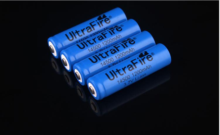 PIN SẠC Ultrafire Lithium 14500