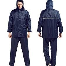 Áo mưa bộ 02 lớp phản quang
