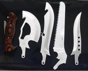 Bộ dao dã ngoại đa năng