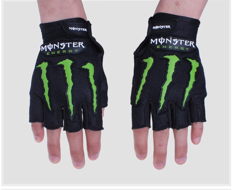 Găng tay Monster cụt ngón