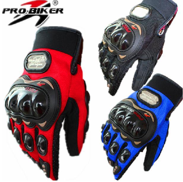 Găng tay Pro-Biker full ngón