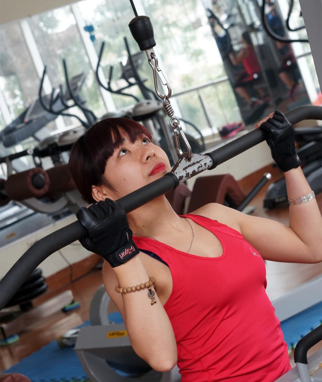Găng tay tập gym GS 01