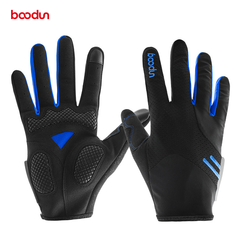 Găng tay xe đạp Boodun full ngón