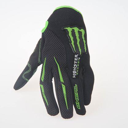 Găng tay monster dài ngón không gù