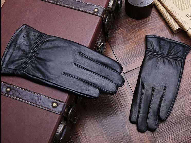 Găng tay da dành cho nam giới