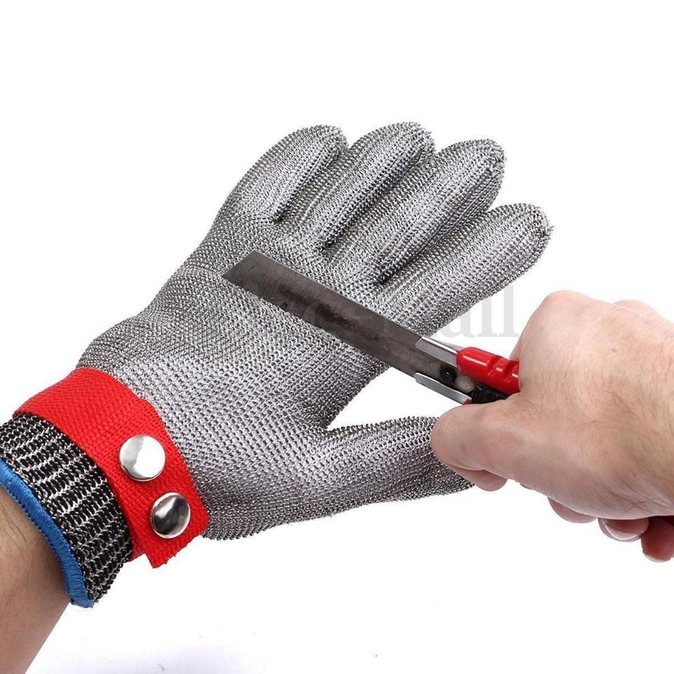 Găng tay chống dao kiếm, chống cắt tuyệt đối