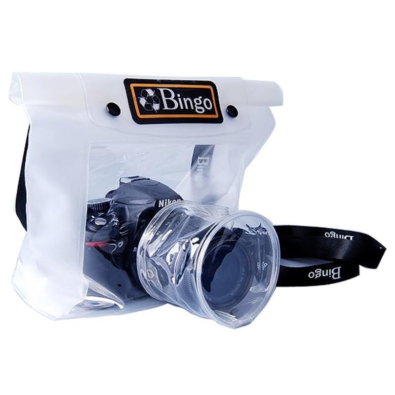 Túi chống nước - Túi chống nước cho máy ảnh Nikon Canon
