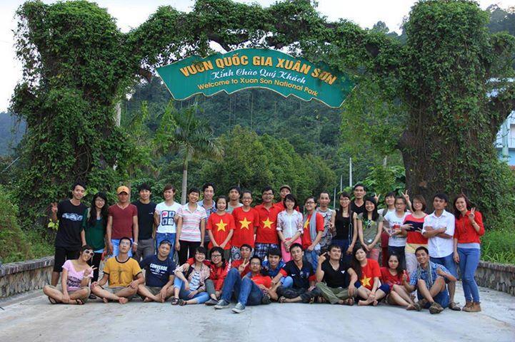 Lịch trình đi khám phá Vườn Quốc Gia Xuân Sơn