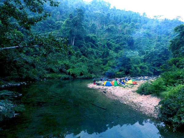 Vườn Quốc gia Xuân Sơn - Địa điểm cắm trại cực hot vào mùa hè.