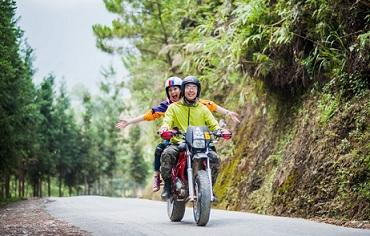 Khi bạn còn trẻ và chân còn khỏe, nhất định phải có cho mình những chuyến đi như thế này!
